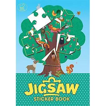 The Jigsaw Sticker Book by Chantal Renn - Chantal Renn - 978178055357