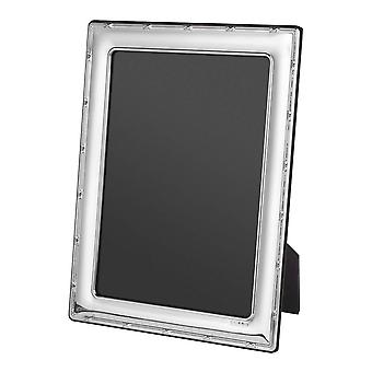 Orton West Small Detail Photo Frame 6x8 - Silver