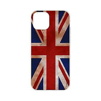Fall für iPhone 11 Flexible Muster Flagge Uk Vintage
