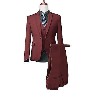 Allthemen mannen High-End Fashion 3-delig pak
