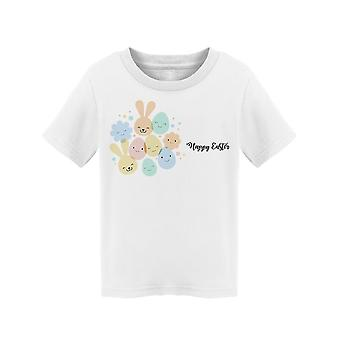 Happy Easter, Banner  Tee Toddler's -Image by Shutterstock