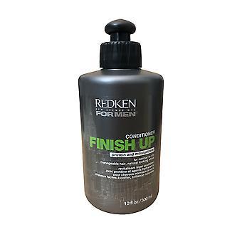 Redken Finish Up Conditioner for Men Normal & Dry Hair 10 OZ
