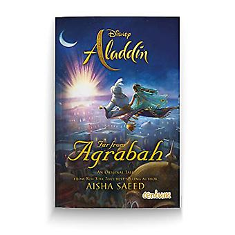 Aladdin - Far From Agrabah - 9781913072667 Book