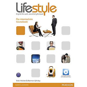 Lifestyle PreIntermediate Coursebook and CDRom Pack by Vicki Hollett & Norman Whitby