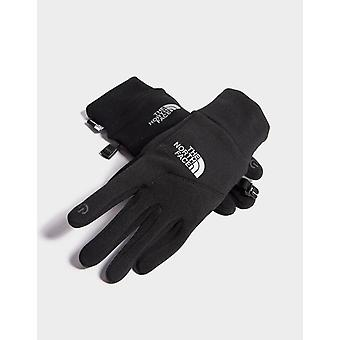 New The North Face Women's Etip Gloves Black