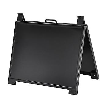 "Yescom Double Side Portable A Frame Sign Stand Sidewalk Display Board for 23""x17"" Graphic"