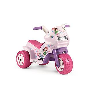 peg perego pink mini ducati evo 6v electric trike