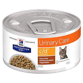 Hill's Prescription Diet Feline C / d Multicare Chicken and Vegetables