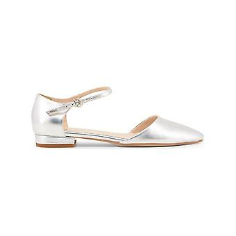 Made in Italia - Shoes - Ballerinas - BACIAMI NAPPA_ARGENTO - Women - Silver - 39