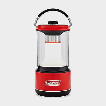 New Coleman Batteryguard Lantern 600L Red