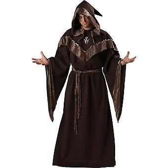 Stregone Halloween Costume adulto