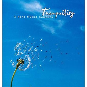 Real Music Sampler - Tranquility [CD] USA import