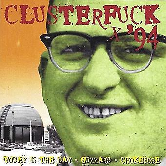 Various Artist - Clusterfuck '94 [CD] USA import