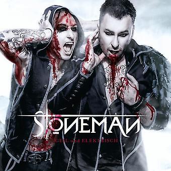 Stoneman - Geil Und Elektrisch [CD] USA import