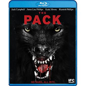 USA-Import Pack [Blu-Ray]