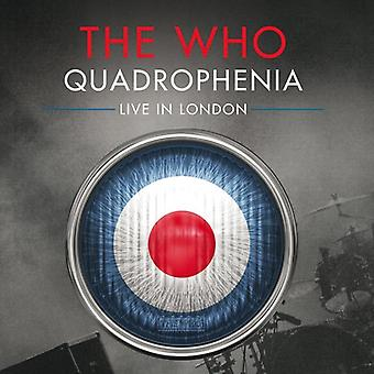 Who - Quadrophenia: Live in London [CD] USA import