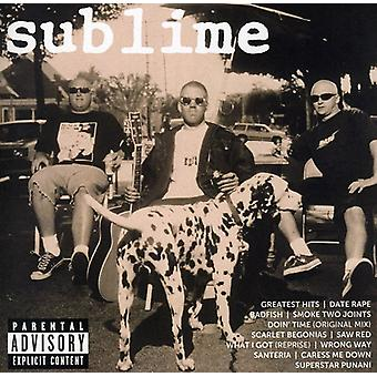 Sublime - Icon [CD] USA import