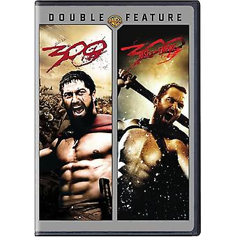 300 / 300: Rise of an Empire [DVD] USA import