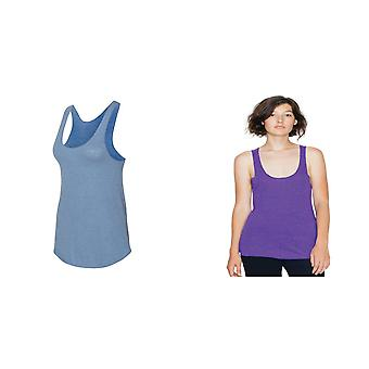 American Apparel Damen/Ladies Triblend Racerback Tank Top