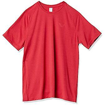Peak Velocity Män & s VXE Kort ärm Snabbtorkande Loose-Fit T-shirt, Reflektion ...