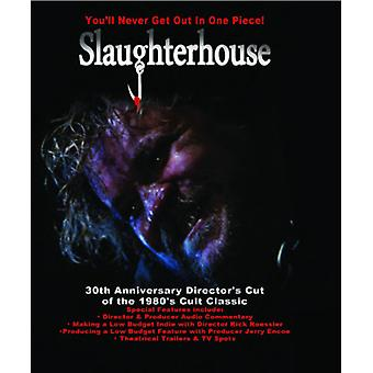 Slaughterhouse: 30th Anniversary Director's Cut [Blu-ray] USA import