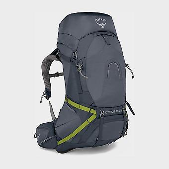 Osprey Men's Atmos AG 50 liter rygsæk (stor) grå