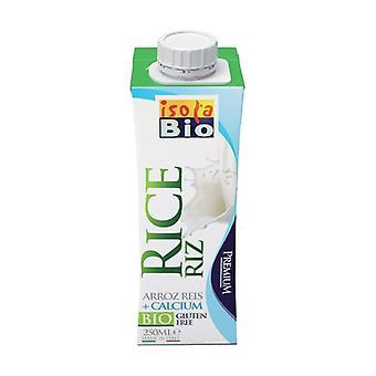 ميني عضوي الأرز الكالسيوم شرب 250 مل