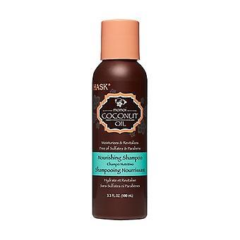 Coconut oil nourishing shampoo 100 ml