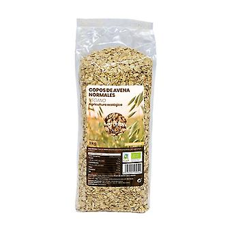 Organic Normal Oat Flakes 1 kg