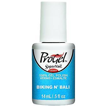 SuperNail ProGel Gel Nail Polish - Biking 'N Bali 14ml