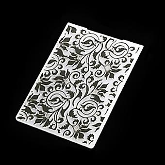 Plastic Template Craft Card Making Paper Cards - Photo Album, Wedding
