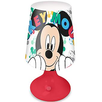 Mickey Mouse Table Lamp