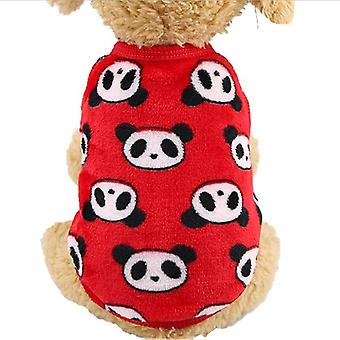 Fleece Clothes For Dog, Clothing For Pet Cats, Costume Outfit Winter Warm Pets
