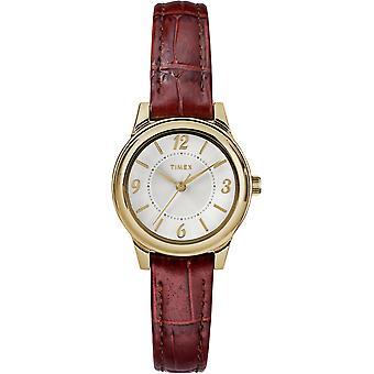 TW2R85800, Main Street Timex Style Ladies Watch / Argent