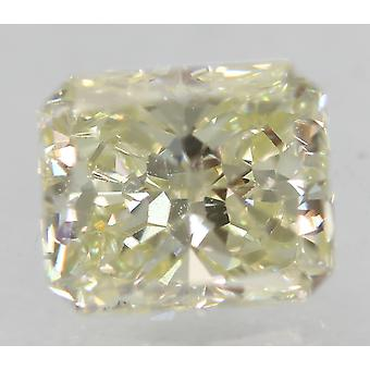 Certificado 1.02 Carat K VS2 Radiant Enhanced Natural Loose Diamond 6.28x5.25m 2VG