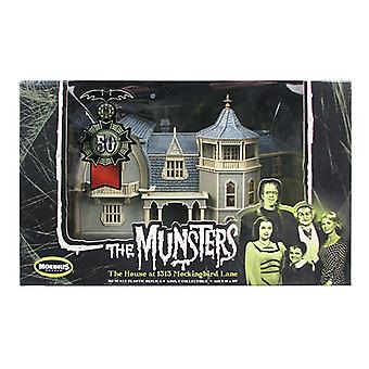 The Munsters House Ho Scale Preassembled Model Kit