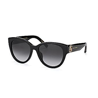 Sunglasses Women's black/gold