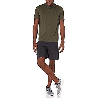 Brand -Peak Velocity Men's Tech-Stretch Short Sleeve Quick-Dry Loose-F...