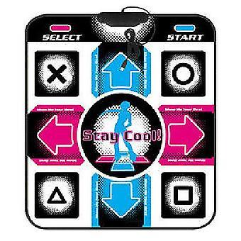 B Non-slip Dancing-step Dance Mat-pad For Pc/tv/av Video Household-game