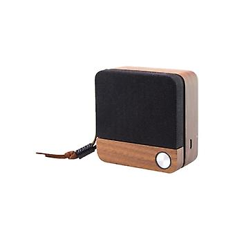 Bluetooth Wireless Speaker Eco Speak KSIX 400 mAh 3.5W Wood