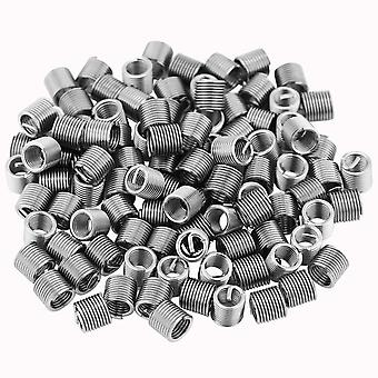 304 Stainless Steel, M5, Wired Screw Sleeve- Helical Thread Repair Insert-