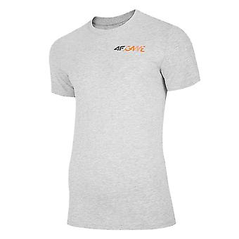 4F TSM030 H4L20TSM03027M universal all year men t-shirt