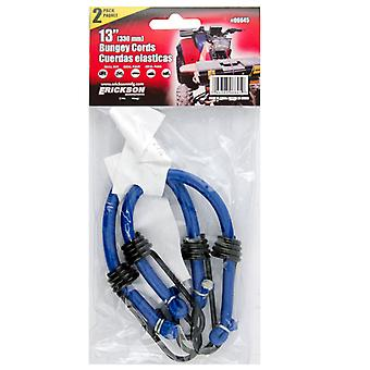 """Erickson 6645 Bungee 13"""" Cords - 2 Pack"""
