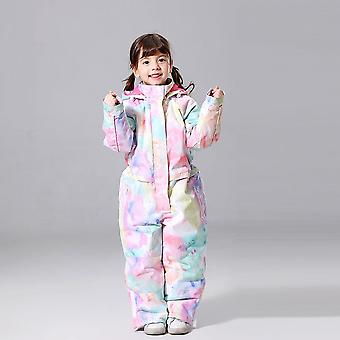 Kids Ski Suit, Brand Waterproof And Snow Set, Pants, Winter Skiing And