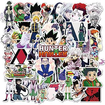 Autocollants étanches Cool Hunter Anime