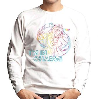 She-Ra Im In Charge Men's Sweatshirt