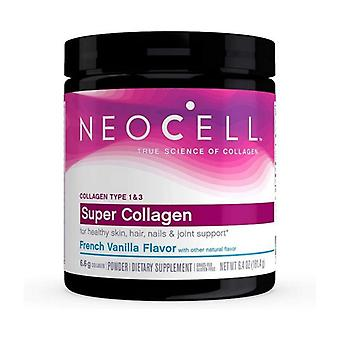 NeoCell Super Collagen Type 1 & 3 French Vanilla 181 gr