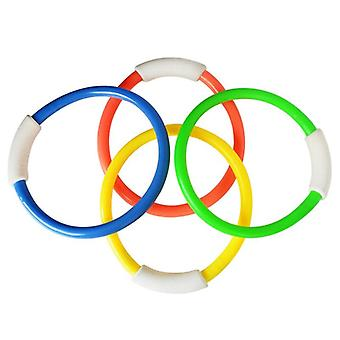 1pcs Water And Diving Play Rings For For The Beach And Pool