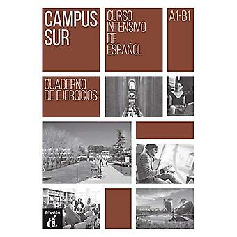 Campus Sur: Cuaderno de ejercicios (A1-B1)