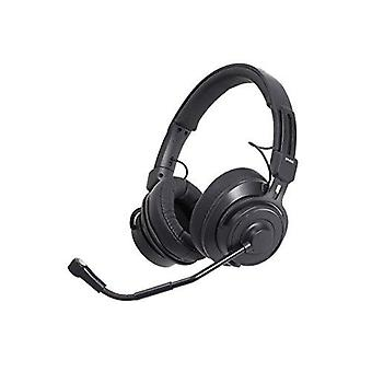 Audio-technica bphs2c sändning stereo headset med cardioid kondensor boom mikrofon